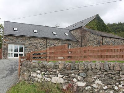 Photo for Luxury One Bedroom Cottage located in Heart of Snowdonia National Park