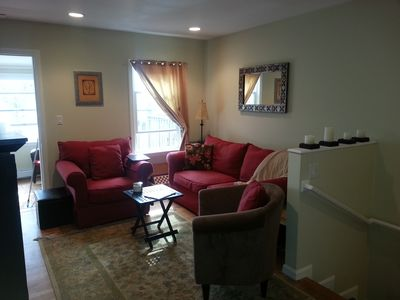 Cozy, 2 BR South Boston Condo - Walk to T , Convention Center, & Seaport