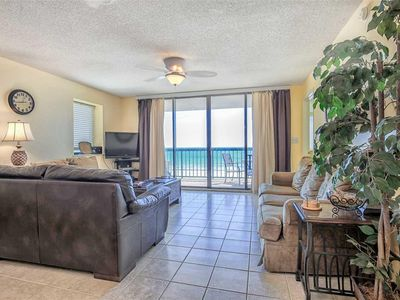 Photo for Large, Beautiful, Ocean Front Condo Ocean Bay Condos.