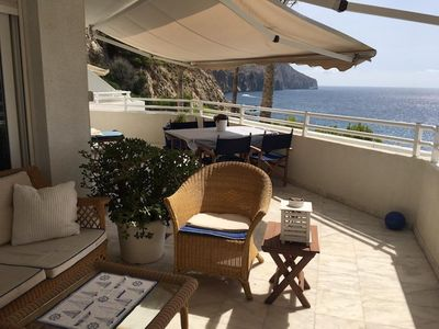Photo for Apartment on the beach in Altea - Panorama 2