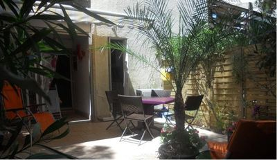 Photo for 4 person studio RDJ in residence with swimming pool in Cap d'Agde