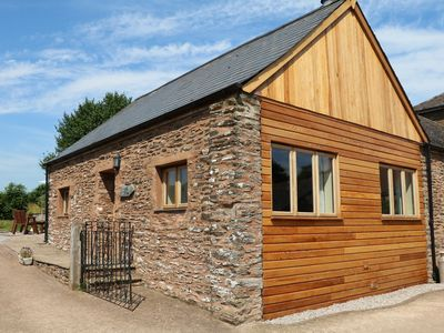 Photo for THE COTTAGE, pet friendly, with open fire in Washford, Ref 982216