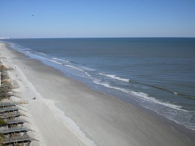 Photo for NOW BOOKING 2020  UNBELIEVABLE 180' Penthouse Living  OCEANFRONT VIEW 3 BR/3BA