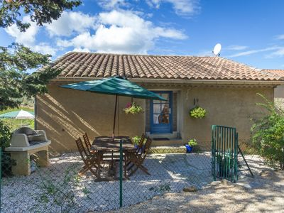 Photo for Aigues Vives: Rural house in quiet hamlet well amenagé