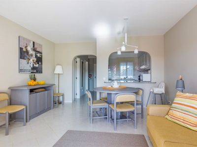 """Photo for Charming Apartment """"Balaia Golf Village - Apartment 702"""" with Garden, Terrace & Pool; Parking Available"""