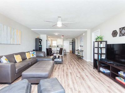 Photo for Shores Club 302, 2 Bedrooms, 3rd Floor Oceanfront, Sleeps 6