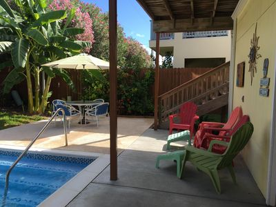 Exceptional 3 Bedrooms / Private Yard & Pool