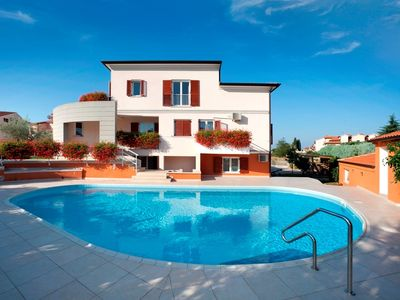 Photo for Apartment Complex Irena with Pool / Apartment Irena II with Shared Pool and Terrace