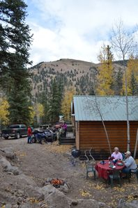 Photo for Mountain Cabins on Alpine Loop
