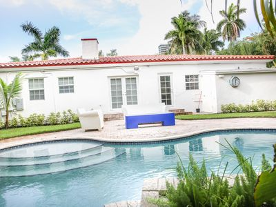 Photo for Private Oasis With Pool Completely Remolded. Close To everything