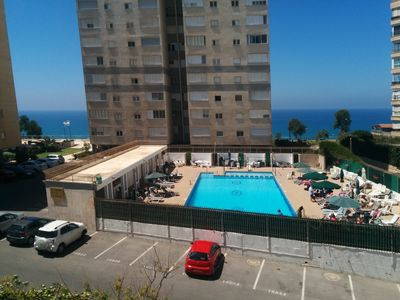 Photo for 3 Bedroom Seaview apartment