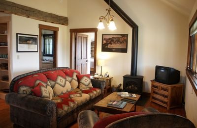 Photo for Private Ranch Cabin near Fly Fishing Adventures