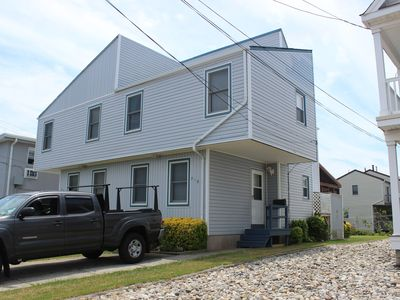 Photo for Brigantine Beach House -just steps to the beach