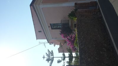 Photo for Fittasi detached villa on two levels and large garden, 2 double bedrooms