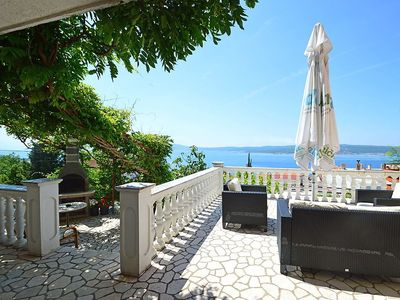 Photo for Apartment 214 m from the center of Crikvenica with Parking, Internet, Air conditioning, Terrace (112939)