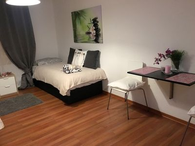 Photo for TOP!!!  3-room apartment in the heart of NUREMBERG - Central and quiet to 6 people