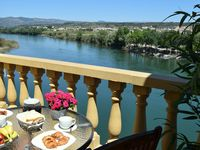 Traditional apartment under the castle walls with stunning views of river