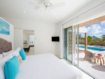 Photo for Turks and Caicos Island, Grace Bay Beach, Brand New Villa