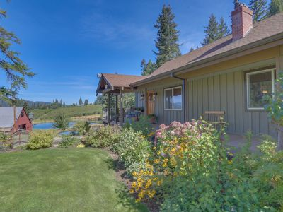 Photo for NEW LISTING! Fully remodeled home on open ranch w/views of Mt. Hood