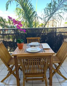 Photo for SAINT PIERRE : APPARTEMENT AFRICANA : SPACIEUX AVEC TERRASSE, 2/4 PERS.