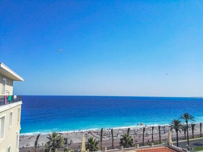 Photo for Apartment Gloria Mansion  in Nice, Cote d'Azur - 6 persons, 2 bedrooms