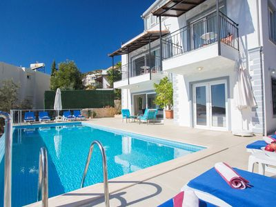 Photo for Ideal 6 Bedroom Villa for Large Families/Groups, with Large Infinity Pool & View