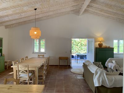 Photo for Country house next to Fábrica beach