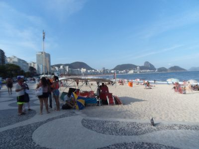 Photo for Two rooms next to Ipanema and Arpoador !!!!Copacabana, post 7 ...