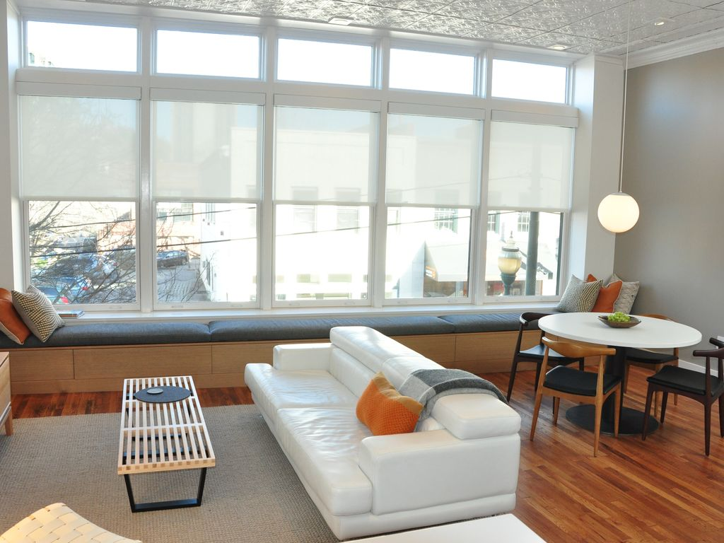 The Sinclair : 201 : Modern Urban Luxe : A NEW Quality Contemporary Residence