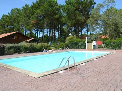 Photo for House, pool, sun and relaxation in Lacanau-Océan