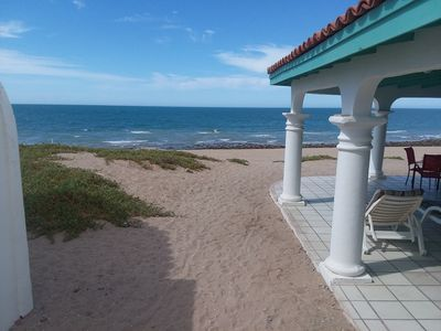 Photo for Casa Lem - Beach Front Home on the Sea of Cortez (Puerto Peñasco, Rocky Point)