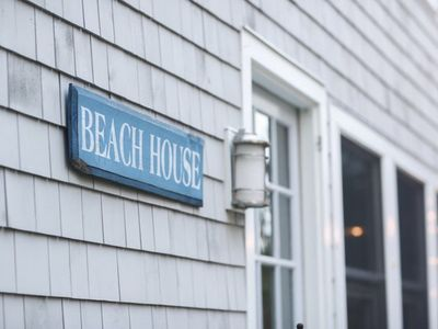 Photo for Less than 1 block from the beach in Westport!