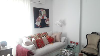 Photo for GREAT APARTMENT NEXT TO PLAZA ESPAÑA