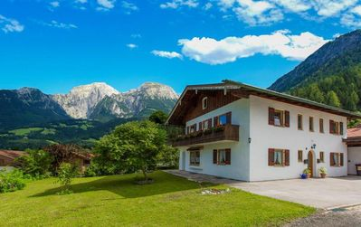 Photo for Apartment with stunning mountain views - dream vacation in the mountains
