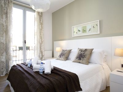 Photo for Apartment 273 m from the center of Barcelona with Lift, Internet, Air conditioning (992233)