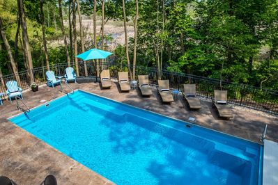 Pool Hot Tub Private Ociation Beach Lake View Open Til Ooctober 21 New Buffalo