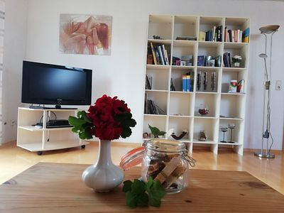 Photo for Large apartment -30 min. To Lake Constance - 10 min. To the Danube Valley - 5 min. To Campus Galli