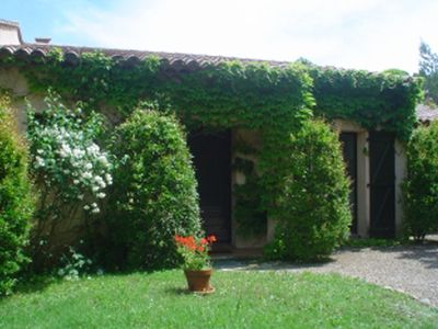 Photo for Pleasant villa with very large garden, spacious private swimming pool and beautiful surroundings!