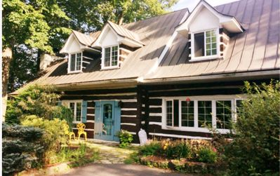 Photo for 3BR Chalet Vacation Rental in Piedmont, QC