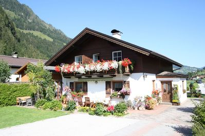 Holiday Home Exterior [summer]