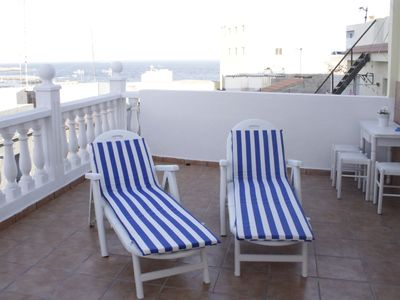 Photo for Penthouse, relax near the sea. Tenerife south. Wifi
