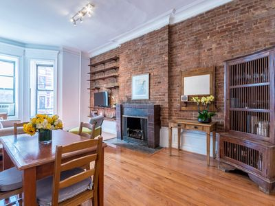 Photo for Spacious one bedroom apartment by Central Park and Museum