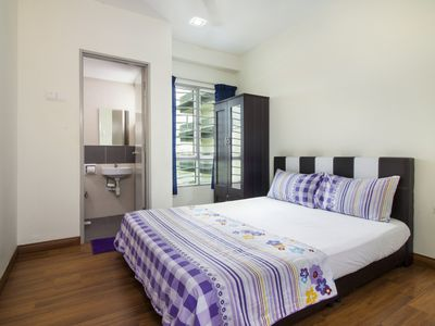 Photo for Short Stay In Neat Unit Near Cheras LRT