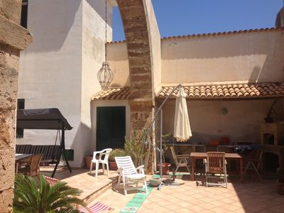 Photo for Independent villa Noto marina conditioned