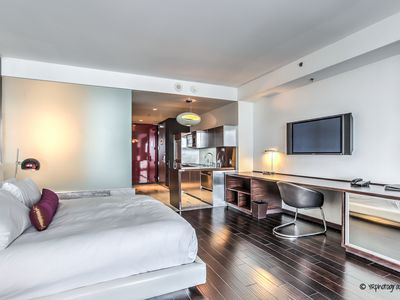 Photo for Strip View! Luxurious Studio at Palms Place - 52