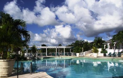 Photo for 2 Bedroom Apartment Rental, West Coast Of Barbados, Tennis, Gym, Pool