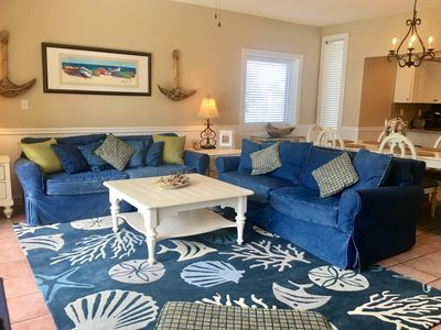 Photo for Rosemary Beach Area, 3 Bedrooms, Walk out to beach and pool.