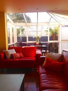Photo for This charming cottage is located in the hub of historic Battery Point.