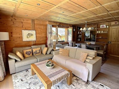 Photo for 2BR Apartment Vacation Rental in Champéry, Valais