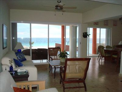 Photo for Beach Front Property in Puerto Morelos